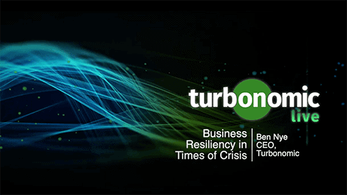Turbonomic Live: Business Resiliency in Times of Crisis