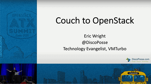 Couch to OpenStack