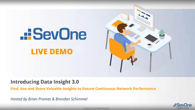 The Future of Network Performance Management with SevOne Data Insight 3.0