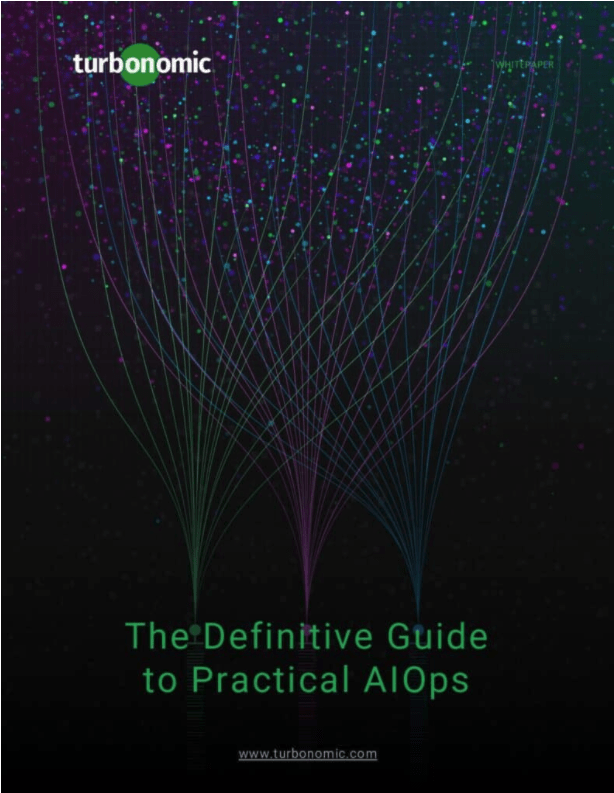 The Definitive Guide to Practical AIOps Cover